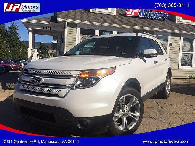 2014 Ford Explorer Limited for sale in Manassas, VA