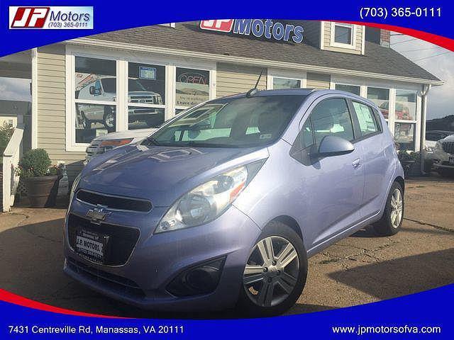 2015 Chevrolet Spark LS for sale in Manassas, VA