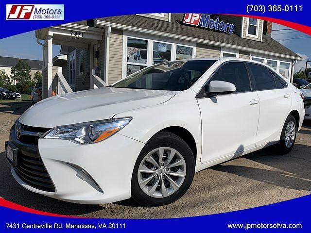 2015 Toyota Camry for sale near Manassas, VA