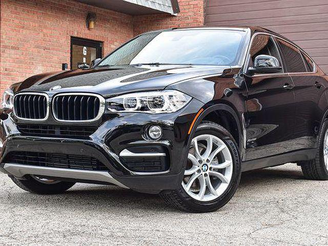 2015 BMW X6 xDrive35i for sale in Glenview, IL