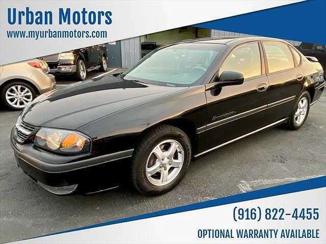 2003 Chevrolet Impala LS for sale in Sacramento, CA