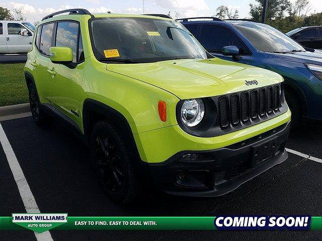 2017 Jeep Renegade Altitude for sale in Mount Orab, OH