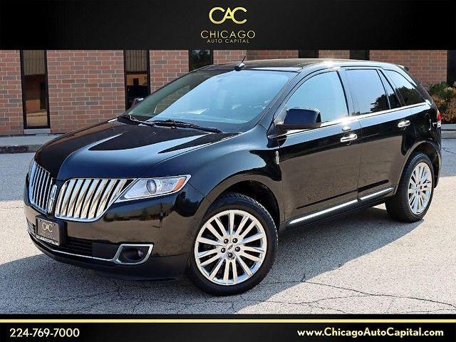 2011 Lincoln MKX AWD 4dr for sale in Elgin, IL