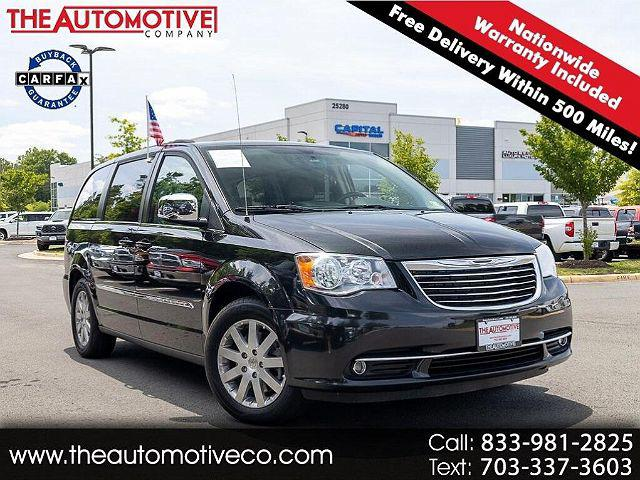 2012 Chrysler Town & Country Touring-L for sale in Chantilly, VA