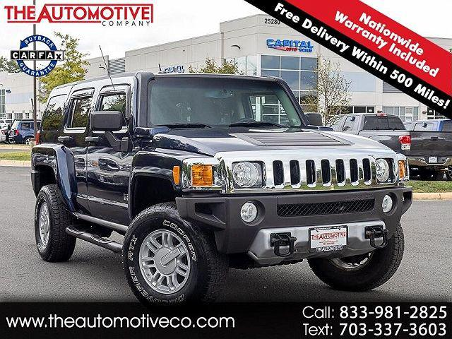 2008 HUMMER H3 SUV for sale in Chantilly, VA