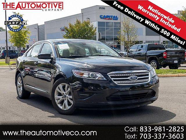 2012 Ford Taurus SEL for sale in Chantilly, VA