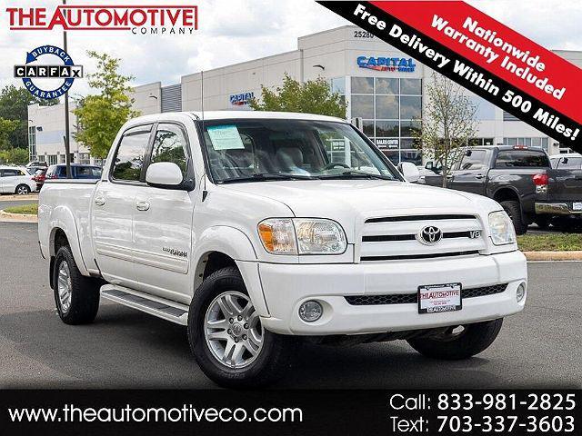 2005 Toyota Tundra Ltd for sale in Chantilly, VA