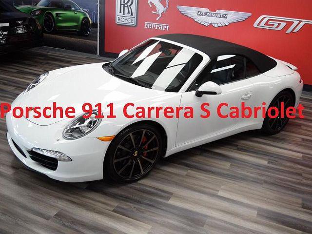 2013 Porsche 911 Carrera S for sale in Houston, TX