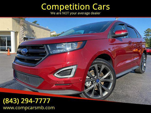 2015 Ford Edge Sport for sale in Myrtle Beach, SC
