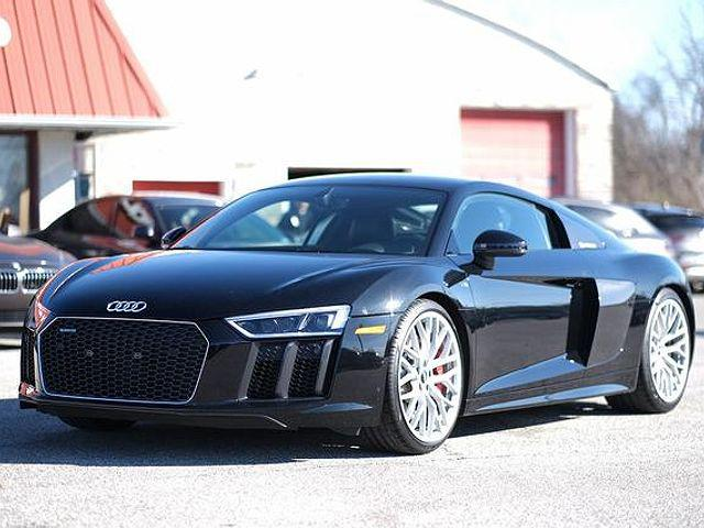 2017 Audi R8 Coupe V10 for sale in Bloomington, IN