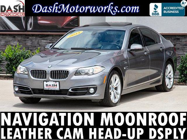 2015 BMW 5 Series 535i for sale in Houston, TX