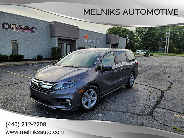 2020 Honda Odyssey EX-L for sale in Berea, OH