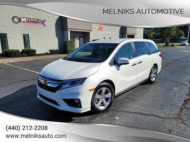 2019 Honda Odyssey EX for sale in Berea, OH