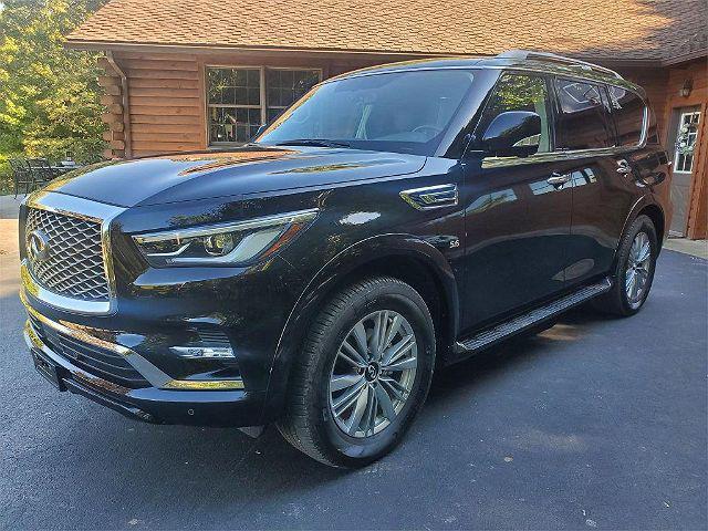 2018 INFINITI QX80 AWD for sale in Upper Sandusky, OH