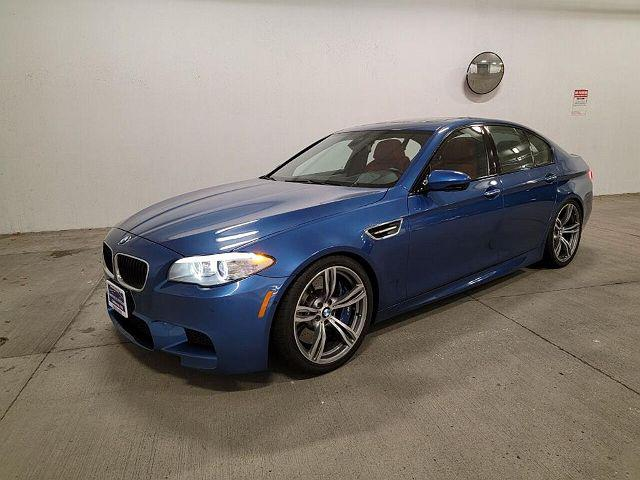 2013 BMW M5 4dr Sdn for sale in Bellevue, WA