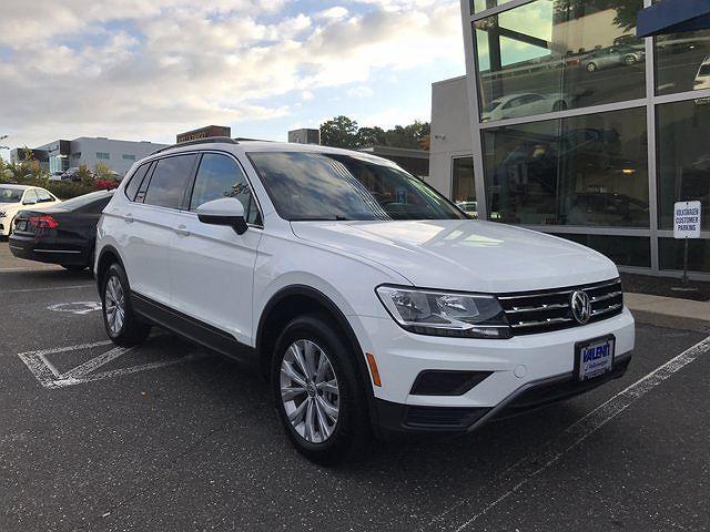 2019 Volkswagen Tiguan SE for sale in Watertown, CT