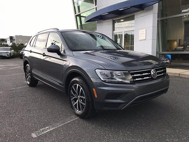 2020 Volkswagen Tiguan SE for sale in Watertown, CT