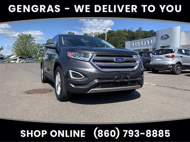 2018 Ford Edge SEL for sale in Plainville, CT
