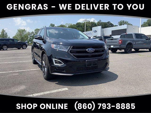 2018 Ford Edge Sport for sale in Plainville, CT
