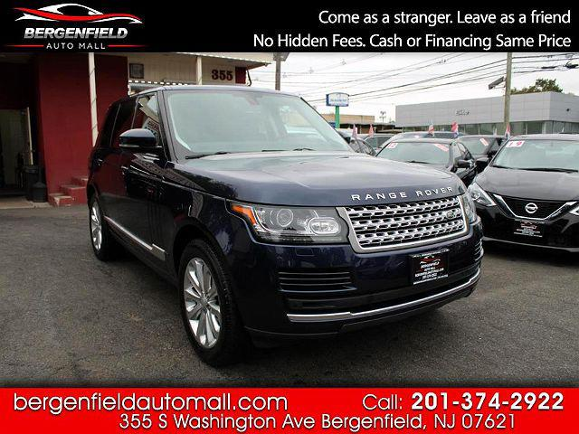 2015 Land Rover Range Rover HSE for sale in Bergenfield, NJ