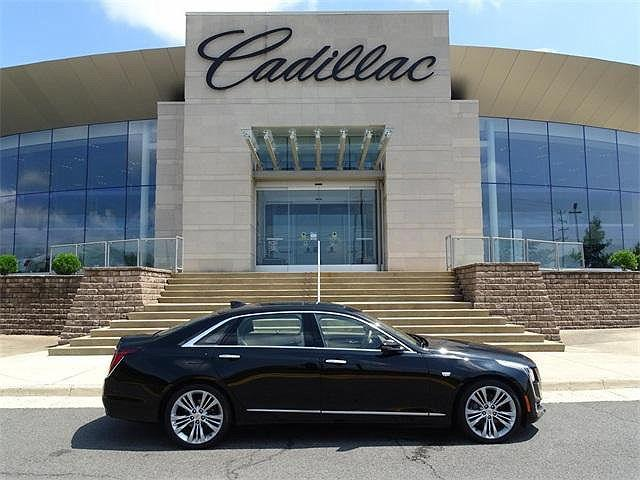2018 Cadillac CT6 Platinum AWD for sale in Chantilly, VA