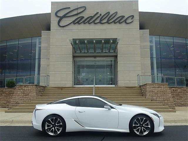 2019 Lexus LC LC 500 for sale in Chantilly, VA