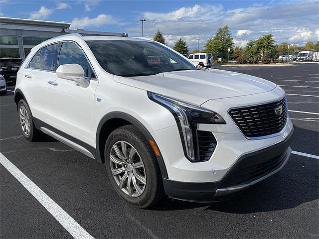 2019 Cadillac XT4 AWD Premium Luxury for sale in Chantilly, VA