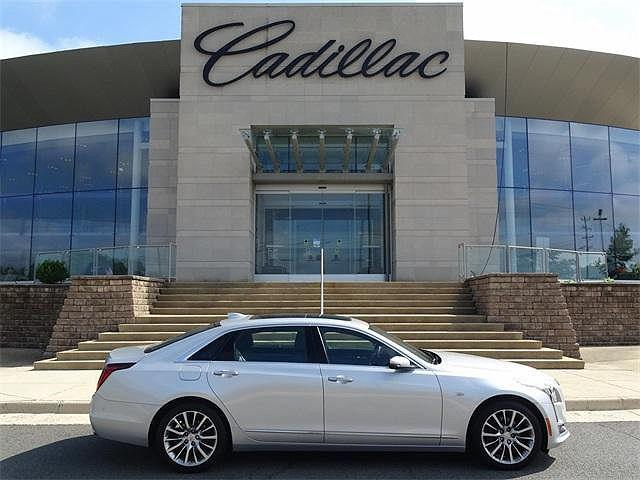 2018 Cadillac CT6 Luxury AWD for sale in Chantilly, VA