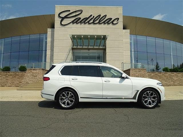 2021 BMW X7 xDrive40i for sale in Chantilly, VA