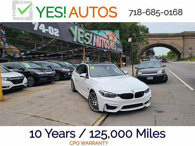 2018 BMW M3 Sedan for sale in Elmhurst, NY