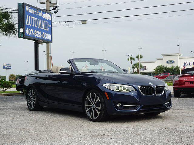 2015 BMW 2 Series 228i for sale in Orlando, FL