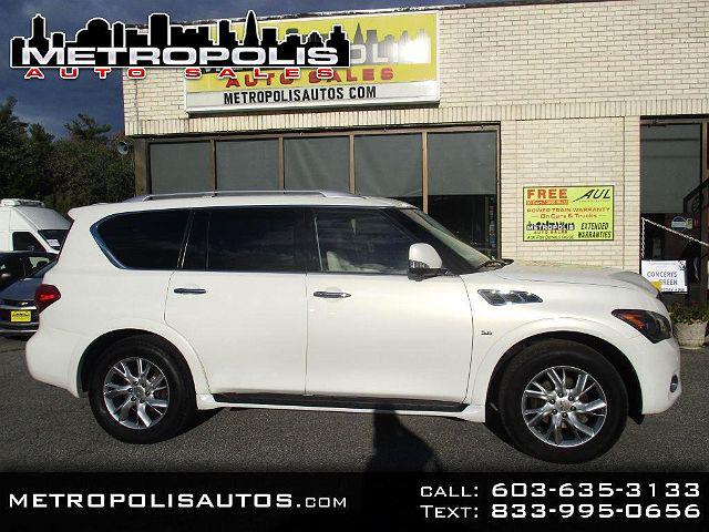 2014 INFINITI QX80 4WD 4dr for sale in Pelham, NH