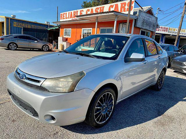 2010 Ford Focus SES for sale in Houston, TX
