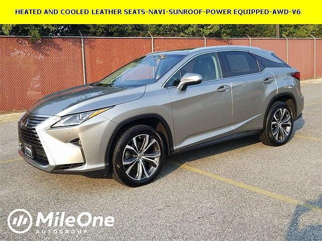 2017 Lexus RX RX 350 for sale in Baltimore, MD