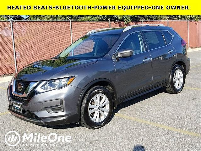 2018 Nissan Rogue S for sale in Baltimore, MD