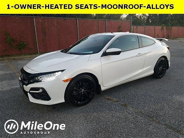 2020 Honda Civic Si Coupe Si for sale near Baltimore, MD