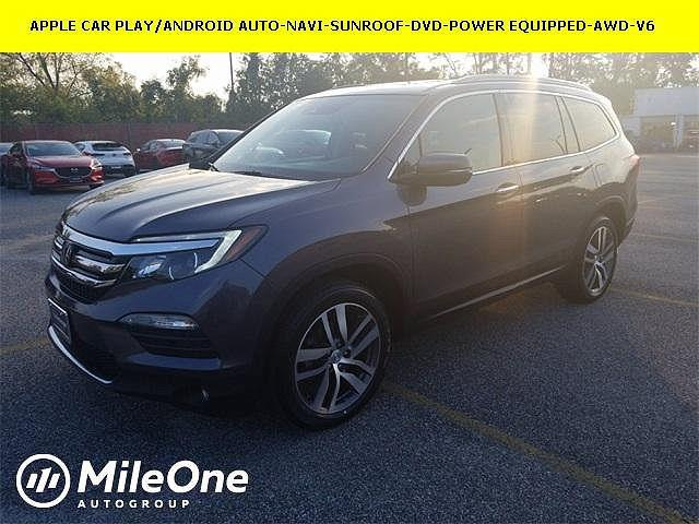 2018 Honda Pilot Touring for sale in Baltimore, MD