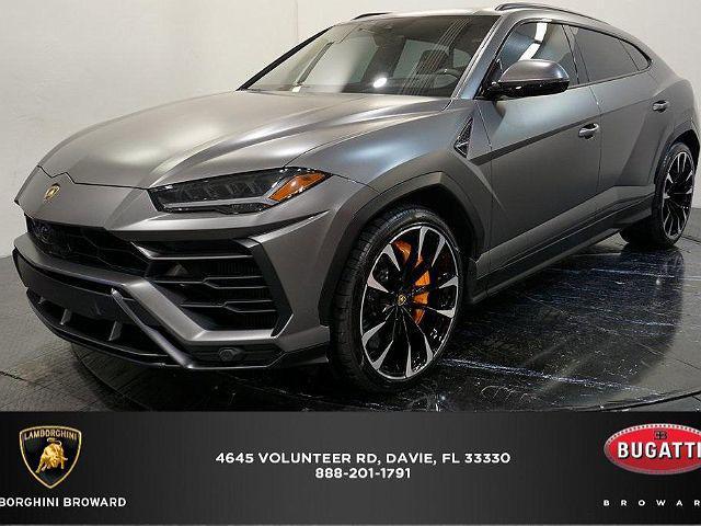 2021 Lamborghini Urus Unknown for sale in Southwest Ranches, FL