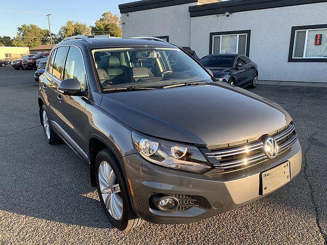 2013 Volkswagen Tiguan SE w/Sunroof & Nav for sale in Richland, WA