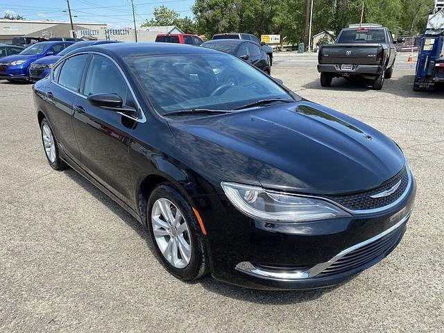 2015 Chrysler 200 Limited for sale in Richland, WA