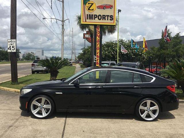 2010 BMW 5 Series Gran Turismo 550i for sale in Metairie, LA