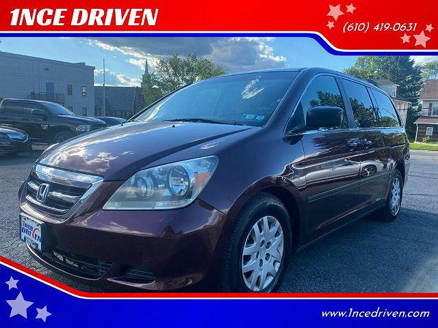 2007 Honda Odyssey LX for sale in Easton, PA