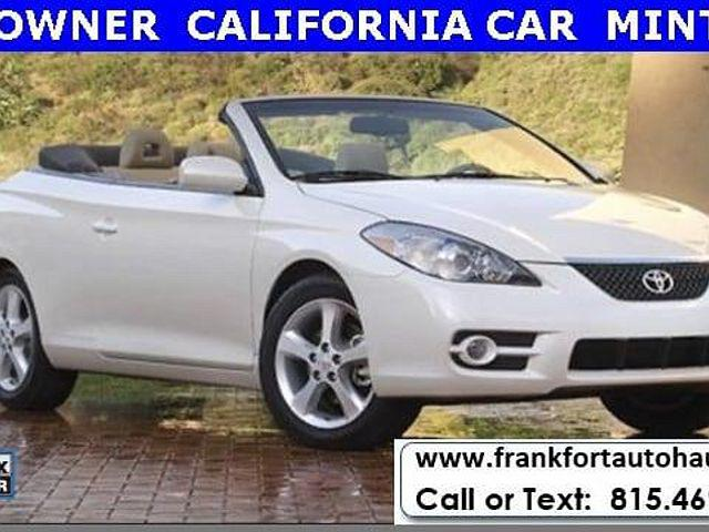 2006 Toyota Camry Solara SLE V6 for sale in Frankfort, IL