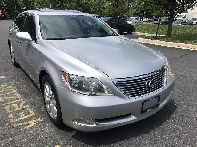 2008 Lexus LS 460 4dr Sdn for sale in Chantilly, VA