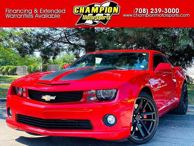2013 Chevrolet Camaro SS for sale in Crestwood, IL
