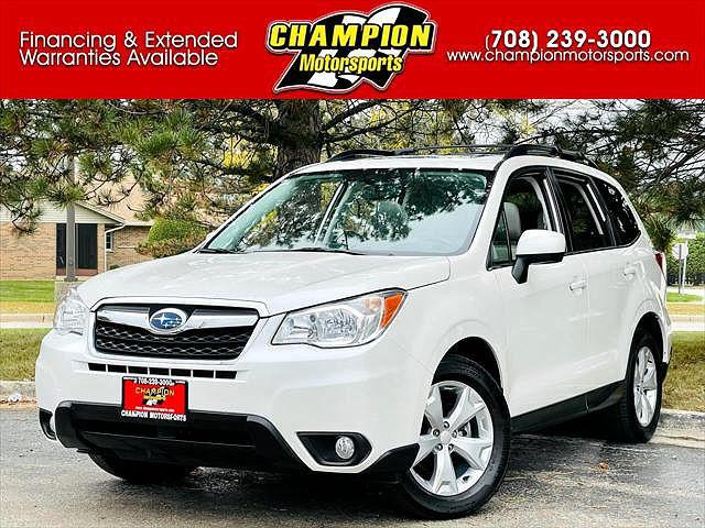 2014 Subaru Forester 2.5i Limited for sale in Crestwood, IL