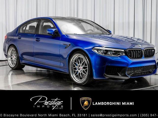 2018 BMW M5 Sedan for sale in Miami, FL