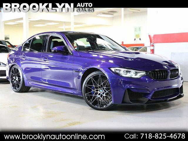 2018 BMW M3 Sedan for sale in Staten Island, NY