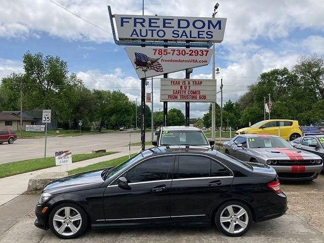 2011 Mercedes-Benz C-Class C 300 for sale in Topeka, KS