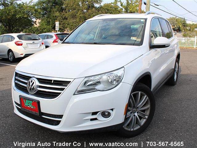 2010 Volkswagen Tiguan SE w/Leather for sale in Arlington, VA